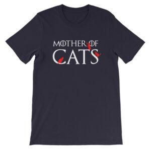GOT Mother of Cats T-Shirt