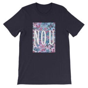 NO U Floral T-Shirt