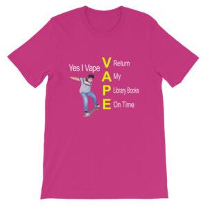Yes I Vape T-Shirt